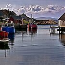 Peggy's Cove - Nova Scotia by Kathy Weaver