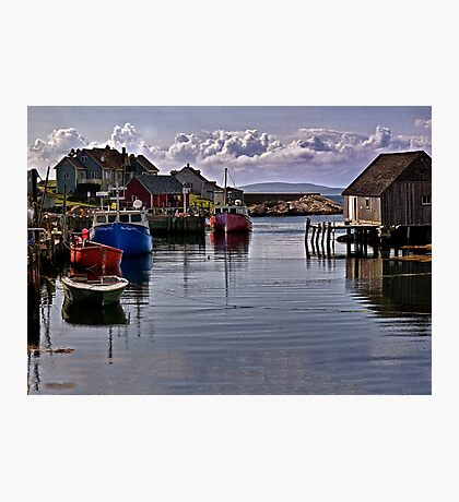 Peggy's Cove - Nova Scotia Photographic Print