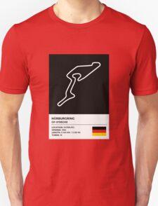 Nürburgring [GP-Strecke] - v2 Unisex T-Shirt