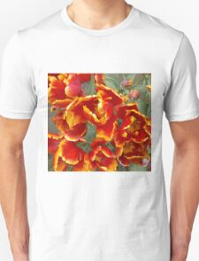 Cathedral Tulips Unisex T-Shirt