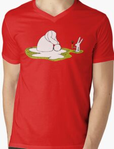 The Rabbit and the snowman T-Shirt