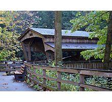 Mill Bridge Photographic Print