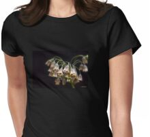 Fairy Bells Womens Fitted T-Shirt