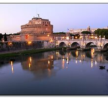 castel sant'angelo by magal