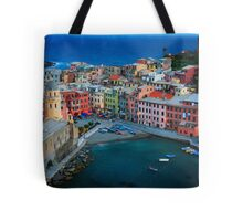 Vernazza Evening Tote Bag