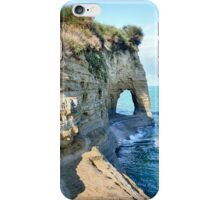Canal d'amour - Corfu iPhone Case/Skin