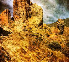 Teide Rocks ! by Kelvin Hughes