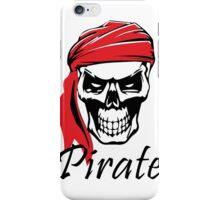 Pirate  iPhone Case/Skin