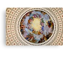 Capitol Color Canvas Print