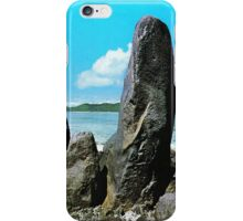 a historic Sao Tome and Principe landscape iPhone Case/Skin