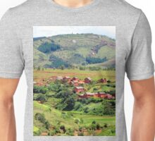 an amazing Sao Tome and Principe landscape Unisex T-Shirt