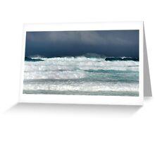 Hawaii Surf Advisory, Christmas Day 2009 Greeting Card