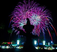 Mickey Mouse Presents: Frozen Fireworks at Disney World by jjacobs2286