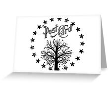 Post Card Print Greeting Card