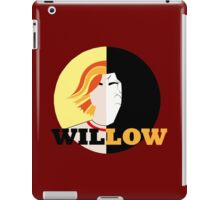 The Many Faces Of Willow iPad Case/Skin