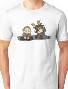 Little Winchesters Unisex T-Shirt