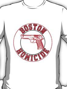 Boston Homicide - Rizzoli And Isles T-Shirt