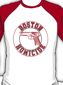 Boston Homicide - Rizzoli And Isles T-Shirt