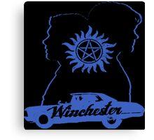 Winchester Canvas Print