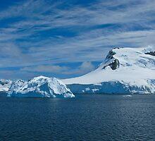 Antarctic Coastline by Craig Baron
