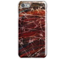 Scratches. II iPhone Case/Skin