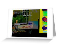 Croxley Greeting Card