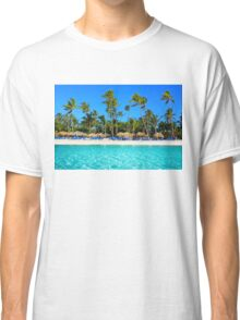 Postcard from Punta Cana, The Dominican Republic Classic T-Shirt