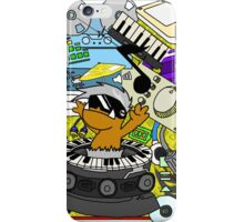 Beat Dumps iPhone Case/Skin