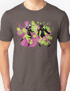 Splatfest Explosion Girls!  Unisex T-Shirt