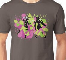 Splatfest Explosion Girls!  Unisex T-Shirt