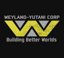 Weyland Yutani by teesupply