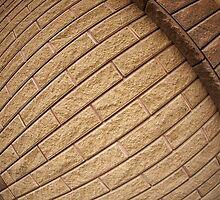 Decorative brickwork by vladromensky