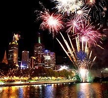 New year by Kath Gillies