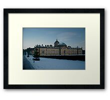 Castle Howard again Framed Print