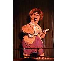 Disney Country Bears Disney Bear Liver Lips Photographic Print