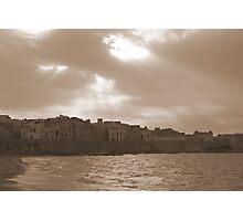 Trapani sunset Photographic Print