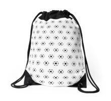 Football pattern  Drawstring Bag
