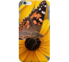 Painted Lady Butterfly phone case iPhone Case/Skin