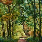 Queenswood in Autumn by helikettle