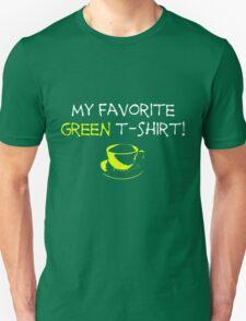 Green Tea-Shirt T-Shirt