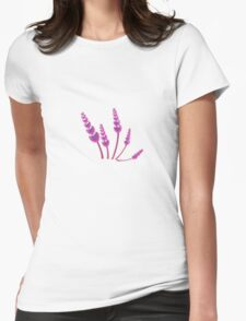 Valentine Hearts Womens Fitted T-Shirt