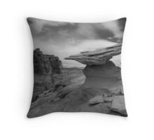 Terra-dactyl Throw Pillow