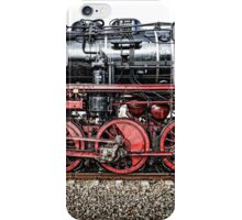 Details Of An Steam Locomotive P 8 iPhone Case/Skin