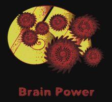 Brain Power by Anastasiya Malakhova