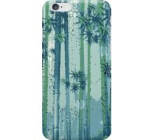 Bamboo 1, Perfect for Duvet or Comforter iPhone Case/Skin