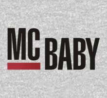 Grey's Anatomy -  McBaby One Piece - Long Sleeve