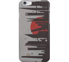 We will always have Caprica City iPhone Case/Skin