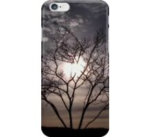 Embracing the sunshine iPhone Case/Skin