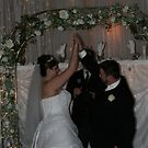 Wedding High Five by FaithAmor