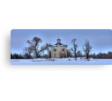 Old Place Canvas Print